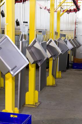 pulitura metalli: Verniciatura e lavorazioni complementari Galvanica Consonni