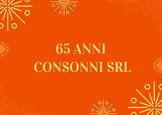 65 years of Consonni srl