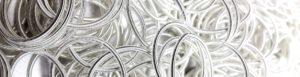 Nichel free, argentatura di anelli